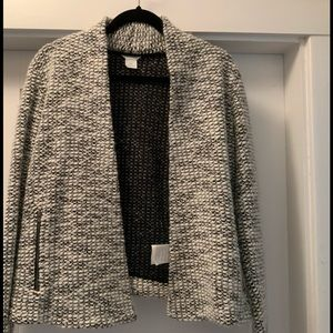 Club Monaco sweater jacket